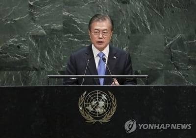 [특징주] 文대통령 'DMZ 평화지대' 유엔연설에 관련 종목 강세