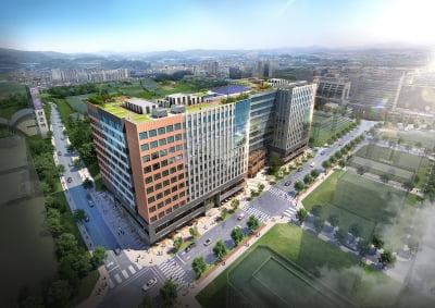 부동산 시장 규제 속 답은 지식산업센터…김포 한강신도시 '디원시티' 주목