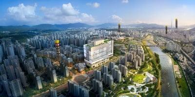 오피스텔 투자, 정답은 '역세권'…잠실 20분대 가능해진 오피스텔 '다산역 안강럭스나인' 분양