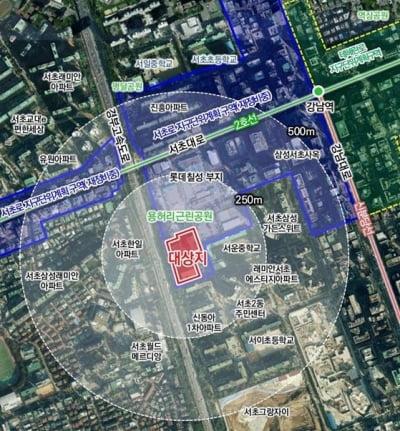 서초동 코오롱 스포렉스 부지 개발 탄력…코오롱글로벌 수혜 '기대'