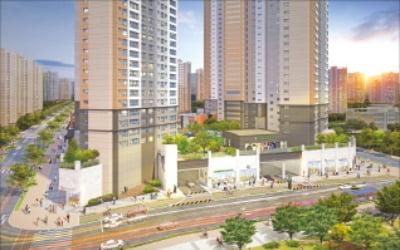 동탄2신도시 3차 동원로얄듀크 비스타스퀘어, 드라이브쓰루 설계도 선보여