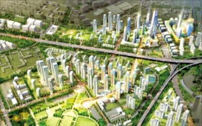 OCI, 미니신도시급 '인천 용현·학익 1블록' 개발한다
