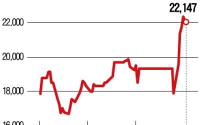 (주)두산 주주들, 분할 한 달 만에 14% 수익