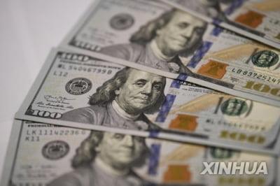 글로벌 외환보유고에서 미국달러 비중 5년여만에 최저