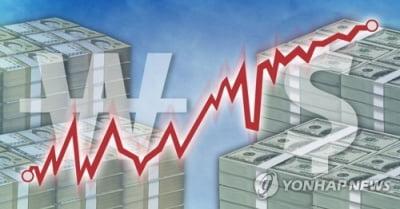 미중 협상 우려에 원/달러 환율 껑충…장중 1,200원 터치