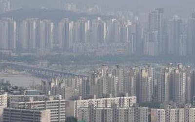 '거꾸로 가는 아파트 시세'…실거래가 상승, 감정원 시세는 하락