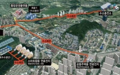 '수소로 움직이는 도시' 2022년까지 3곳 만든다