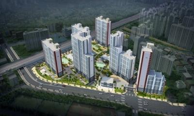 두산건설, 안양 예술공원 인근에 '두산위브' 분양