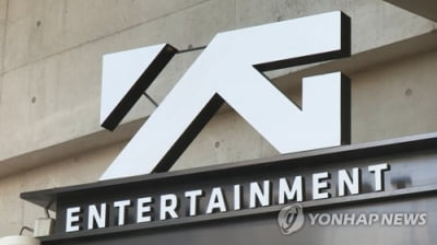 YG엔터 최대주주 등 지분율 44.7%→33.7%로 하락