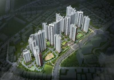 대우건설, 광명뉴타운 15구역 '광명 푸르지오 센트베르' 내달 분양