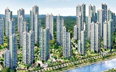 검암역 로열파크씨티, 산본신도시급 부지 확보…국내 최초 '리조트도시' 조성