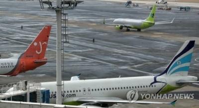 국내 저비용항공사들 최대 성수기 3분기에도 줄줄이 적자