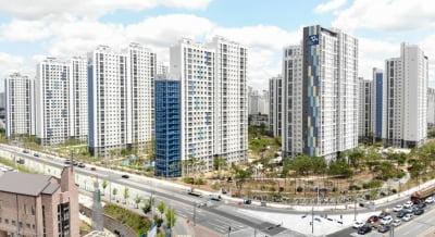 서동탄역 더샵 파크시티, 한경 주거문화대상에서 웰빙아파트 대상