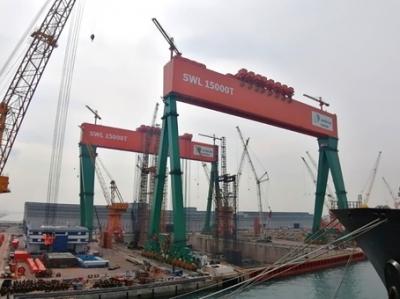 상상인선박기계, 15000억원 규모 LNG 벙커링 바지 제작 협의