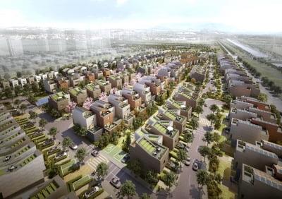 자연+인프라 다(多)세권 인기 몰이…청라국제도시 첫 블록형 단독주택 ′청라 라피아노′ 눈길