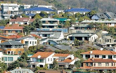 평창동 저택만큼 비싸진 강남 중소형 아파트