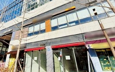 대단지아파트 상가, 입주 3년 지나도 '공실사태'
