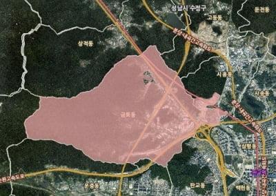 판교2테크노밸리 토지거래허가구역 해제…토지보상 완료