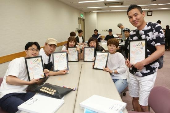 3.코오롱FnC_베스트세일즈포스 어워드_일본 선진유통체험학습
