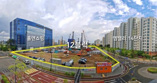 서울 마곡지구 역세권 상가·오피스 막바지 분양