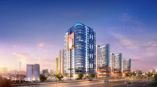 대우산업개발. KTX동대구역 앞 '이안 센트럴D' 이달 중 분양