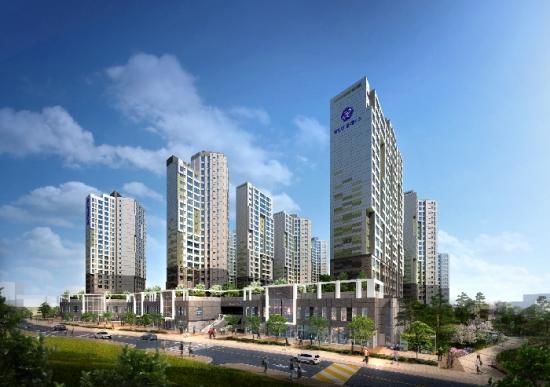 효성중공업·진흥기업, '홍제역 해링턴 플레이스' 22일 분양