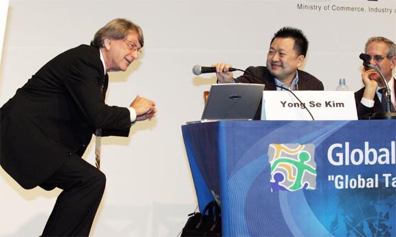 [Global HR Forum 2006] 인재가 미래다 : (T-1 세션1) 미래와 세계..지식사회 뛰어넘어 '靈感의 시대' 온다