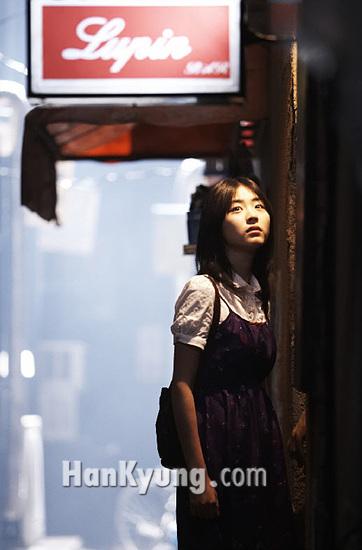 'M' 의 이연희, 이명세 감독의 특훈으로 만인의 '첫사랑'으로 변신