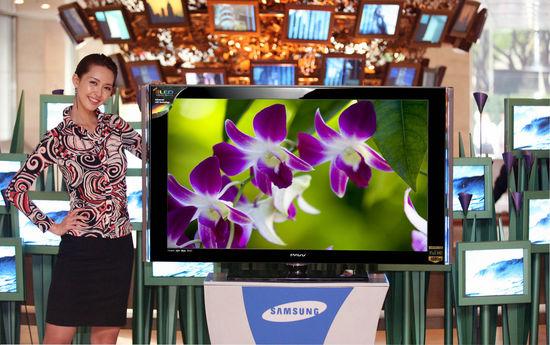 삼성전자, 132cm 풀HD LED LCD TV 출시