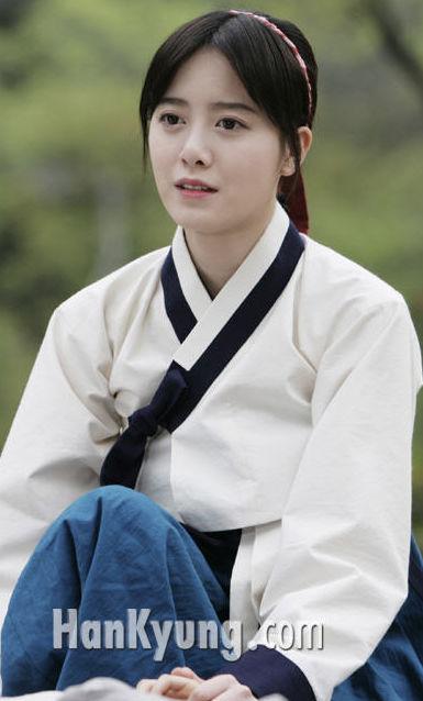 '왕과 나' 구혜선, 2번째 사극연기 도전