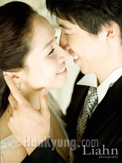 동부 강대협-모델 이란숙, 8일 화촉!