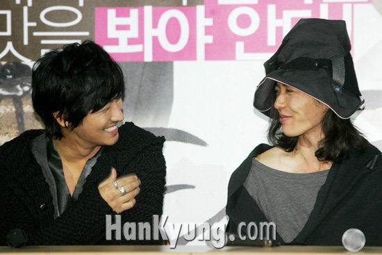 [포토] 주지훈 '재욱아, 뺨때려서 미안하다. 사랑한다'