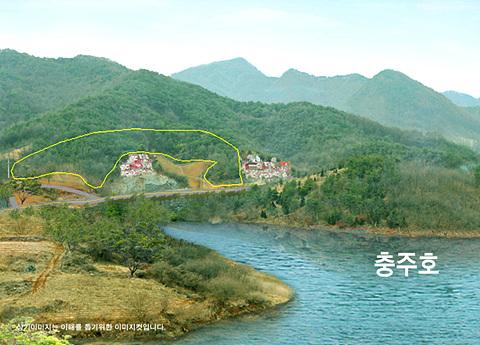 [인포머셜] 충주호 호수앞토지 875만원(826㎡) 특별가
