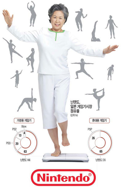 [닌텐도 신화해부] (上) 도요타도 제친 괴물‥할머니도 춤추게 하다
