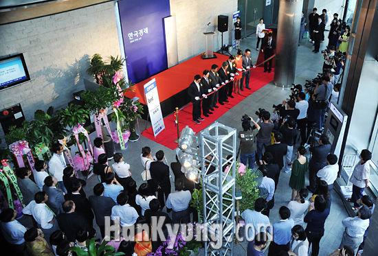 [포토] 한경닷컴 bnt뉴스 오픈‥ 열띤 취재현장