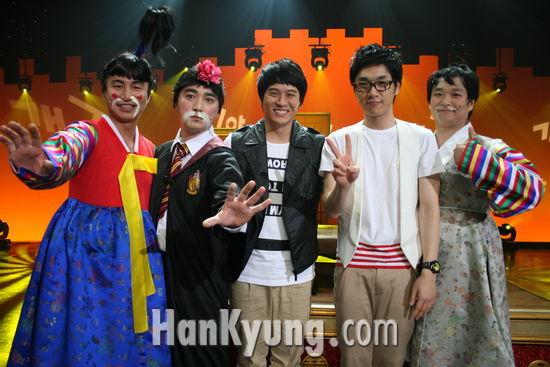 SG워너비, MBC '개그야'서 개그본능 과시