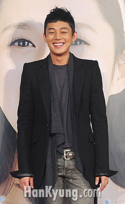 """[포토] 유아인 """"이번 영화에도 고뇌하는 젊은이 역"""""""