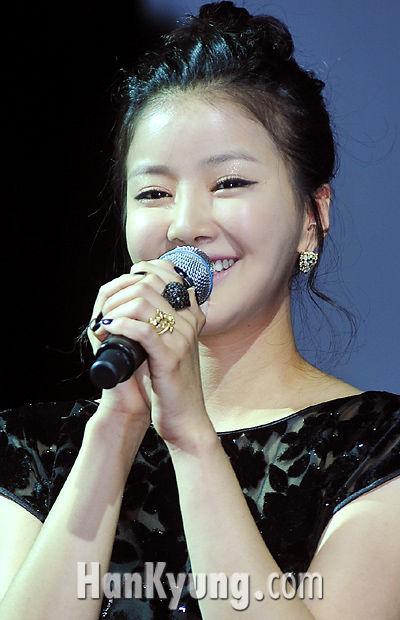 [포토] 이시영, '싱그러운 미소'