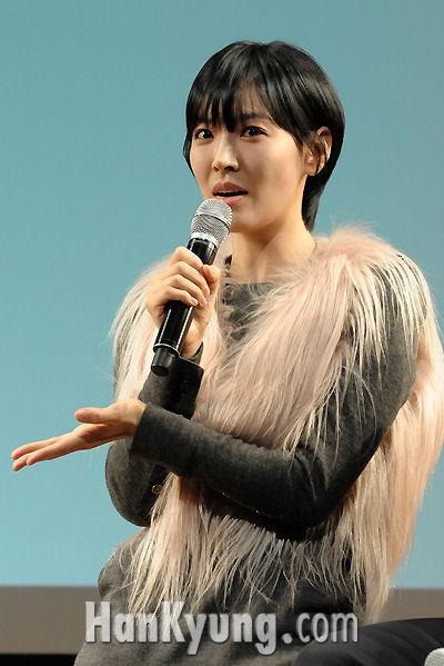 [포토] 김소연, '사랑 담은 노래 불렀습니다'