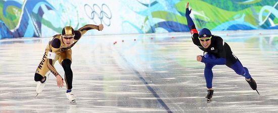 [올림픽] 이규혁, 아름다웠던 '5번의 도전'