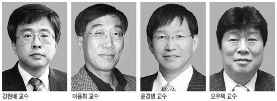 수학계 難題 푼 강현배 교수 등 4명 '한국과학상'