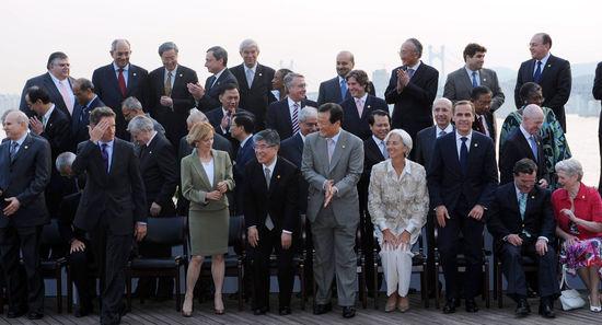 부산에 모인 G20 재무·중앙銀 총재