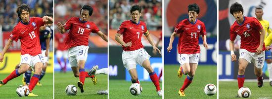 [월드컵] 박지성, 3개 대회 연속골 `개봉박두'