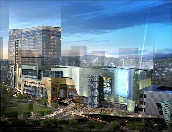 경의선 홍대입구역사(驛舍)에 800실 규모 호텔 들어선다