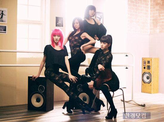 원더걸스-2PM 'JYP' 신인 걸그룹 'miss A', 7월 초 전격 데뷔!
