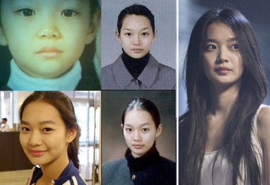 신민아, 어릴때부터 '여신급 미모' …졸업사진 공개화제