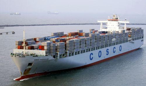 밀착하는 양안…中 최대 해운사 코스코, 대만에 첫 사무소