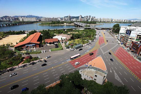 서울 화양·노량진 고가차도 15일부터 철거 공사