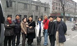 생글교사 중국 연수