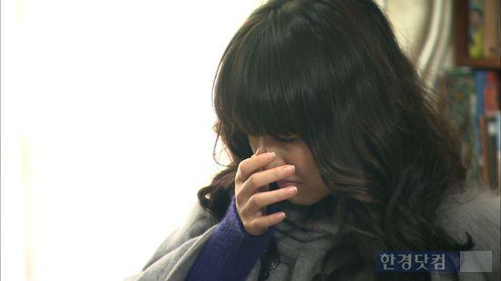 박보영, '7일간의 기적' 출연…11세 소녀팬 앞에서 눈물 펑펑